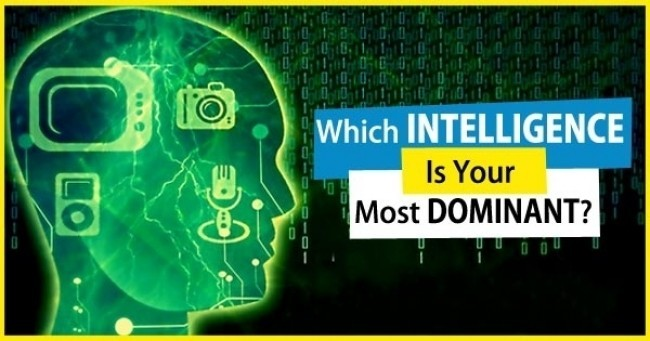 Which INTELLIGENCE Is Your Most DOMINANT ?