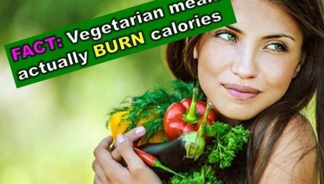 22 Reasons Vegetarians Are Smarter, Sexier and Happier Than You