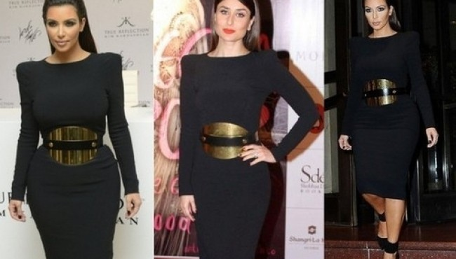 Top 10 Bollywood Actresses Coping Styles from Hollywood