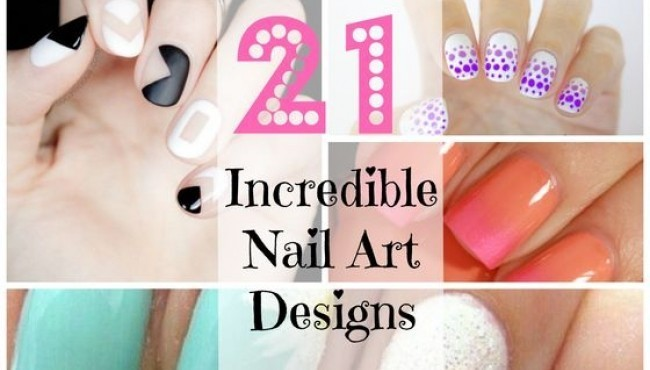 21 Incredible Nail Art Designs You'll Want Immediately