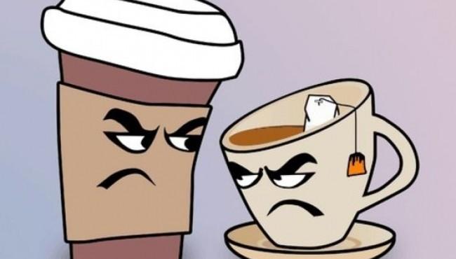 Team Tea Or Team Coffee?