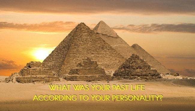 What Was Your Past Life According To Your Personality?